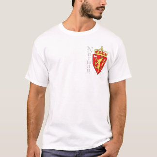Camiseta Brasão de Noruega