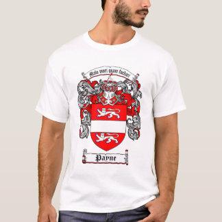 Camiseta Brasão de Payne