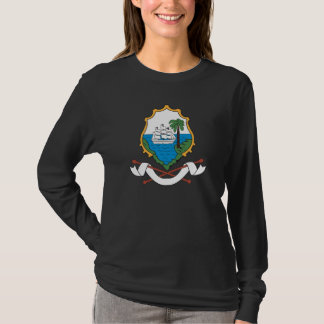 Camiseta Brasão de St Martin