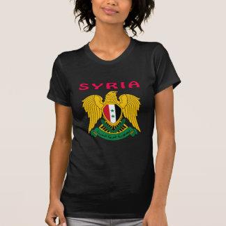 Camiseta Brasão de SYRIA