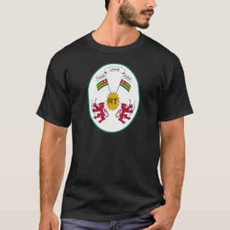 Camiseta Brasão de Togo