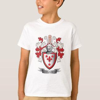 Camiseta Brasão de vidro da crista da família