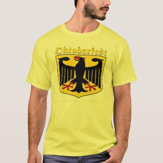 Camiseta Brasão do alemão de Oktoberfest