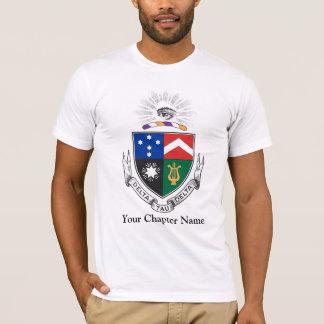 Camiseta Brasão do delta da tau do delta