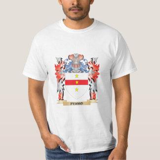 Camiseta Brasão ferro - crista da família