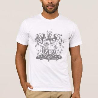 Camiseta Brasão real BRITÂNICA