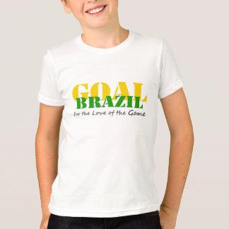 Camiseta Brasil - para o amor do jogo