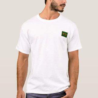 Camiseta Brasil Weed Love!