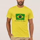 Camiseta Brasileiro Jiu-Jitsu