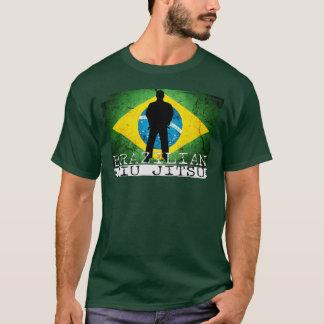 Camiseta Brasileiro Jiu Jitsu de BJJ - ícone brasileiro T