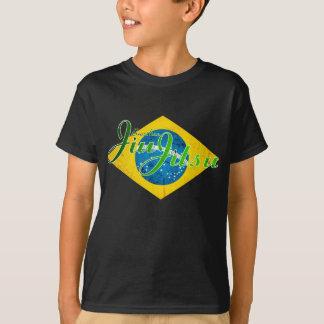 Camiseta Brasileiro Jiu Jitsu - design icónico