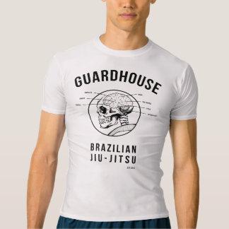 Camiseta Brasileiro Jiu-Jitsu do Guardhouse - anatomia