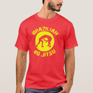 Camiseta Brasileiro Jiu Jitsu - t-shirt do Oval de