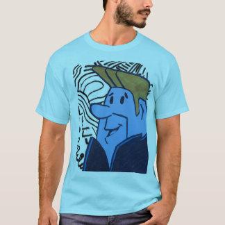 Camiseta Bravo da discussão