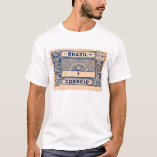 Camiseta Brazil Correios