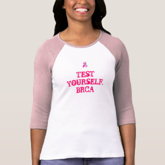 Camiseta BRCA & consciência do cancro da mama