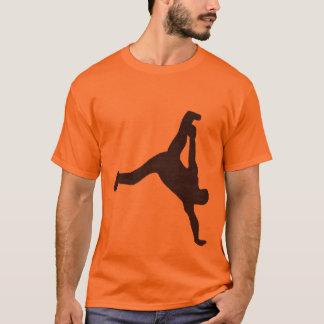 Camiseta breakdance