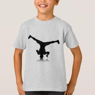 Camiseta Breakdancer (rotação)