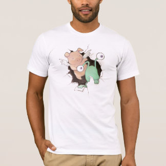 Camiseta Breakthru Sluggo & Philomena