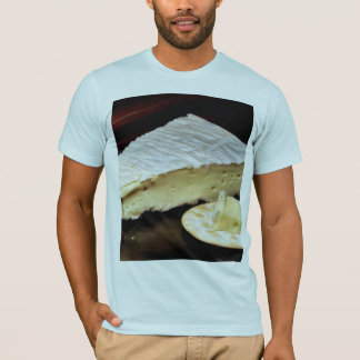 Camiseta Brie De Meux Queijo