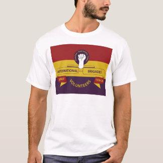 Camiseta Brigadas internacionais
