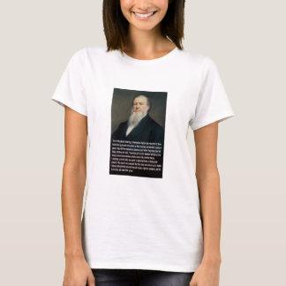 Camiseta Brigham Young em armas