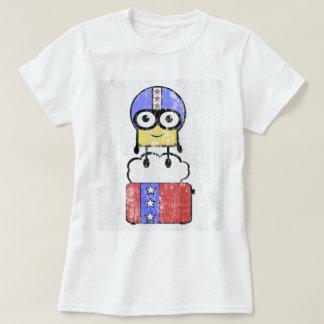 Camiseta Brinde do conluio do vintage