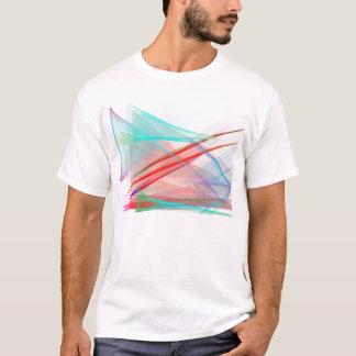 Camiseta brisa colorida