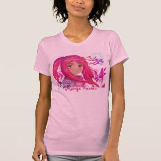 Camiseta brisa de uma árvore de cereja