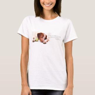Camiseta Brittany & citações