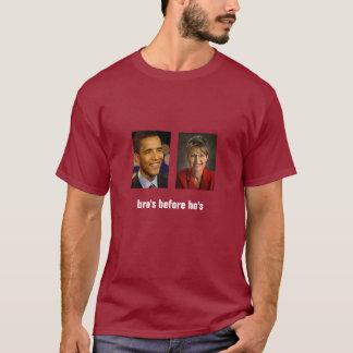 Camiseta Bro antes ho