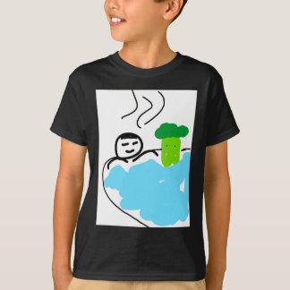 Camiseta Brócolos bonitos em Hot Springs