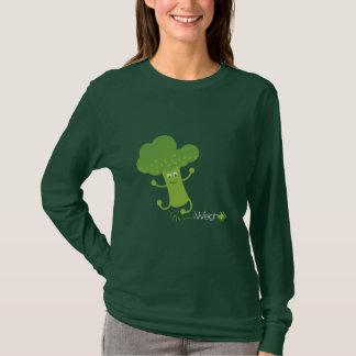 """Camiseta Brócolos escuros """"t """""""