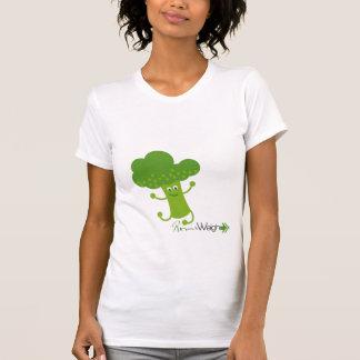 Camiseta Brócolos T de Roni'sWeigh