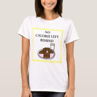 Camiseta brownies