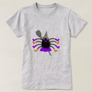 Camiseta Bruxa da aranha