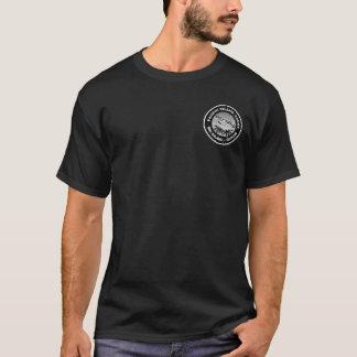 Camiseta BT256 - Excursões da ilha do Pacífico - versão do