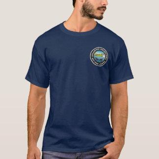 Camiseta BT257C - Cartas patentes atlânticas