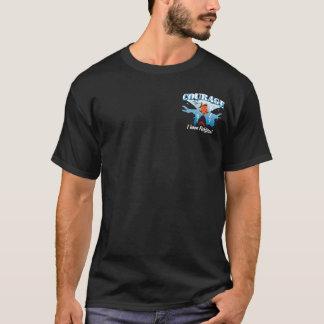 Camiseta BT266 - Coragem de peixes de Freddie