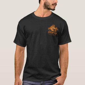 Camiseta BT336 - Contos baixos maus dos peixes e T do bar