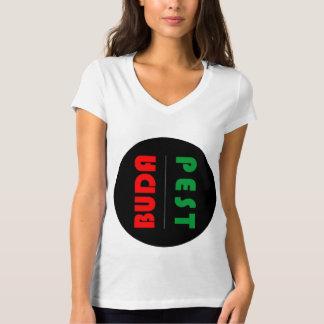 Camiseta Budapest minimalist - circle - 01