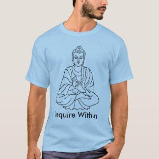 Camiseta buddha-1, inquirem dentro