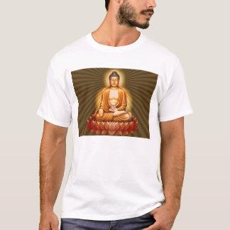Camiseta Buddha iluminado