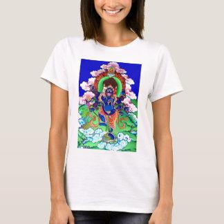 Camiseta Budismo tibetano Thangka budista Ucchusma