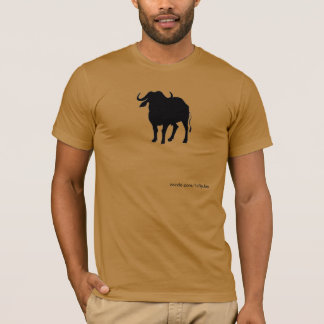 Camiseta Búfalo africano 1