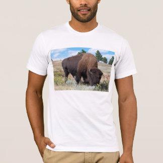 Camiseta Búfalo de South Dakota