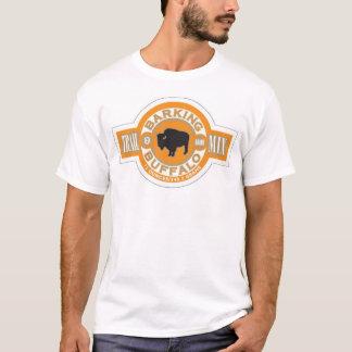 Camiseta Búfalo do descascamento