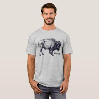 Camiseta Búfalo do Vegan