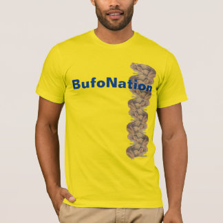 Camiseta BufoNation