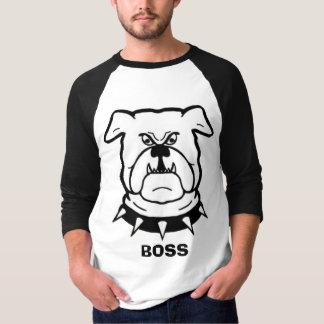 Camiseta Buldogue, CHEFE